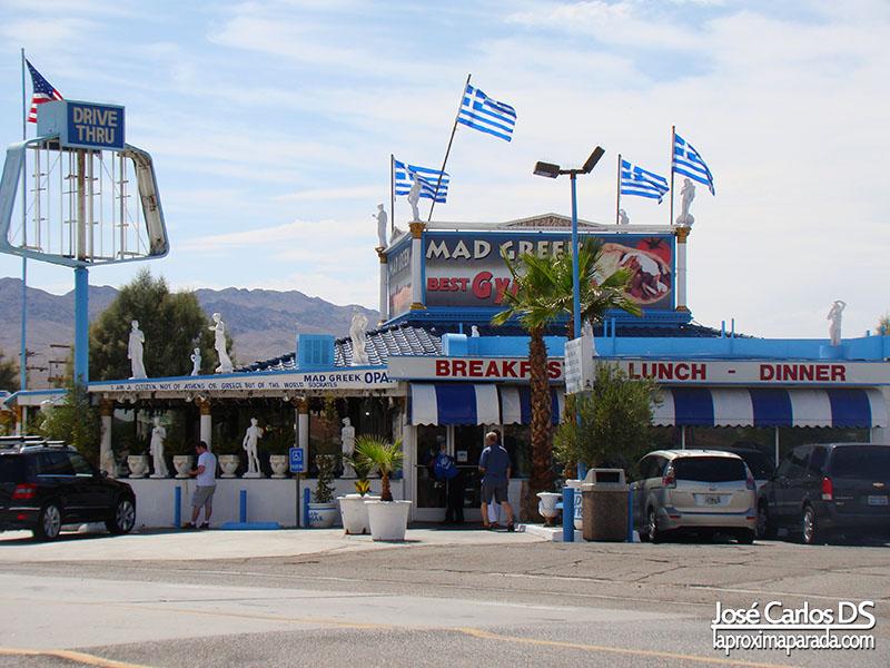 Restaurante Mad Greek Baker