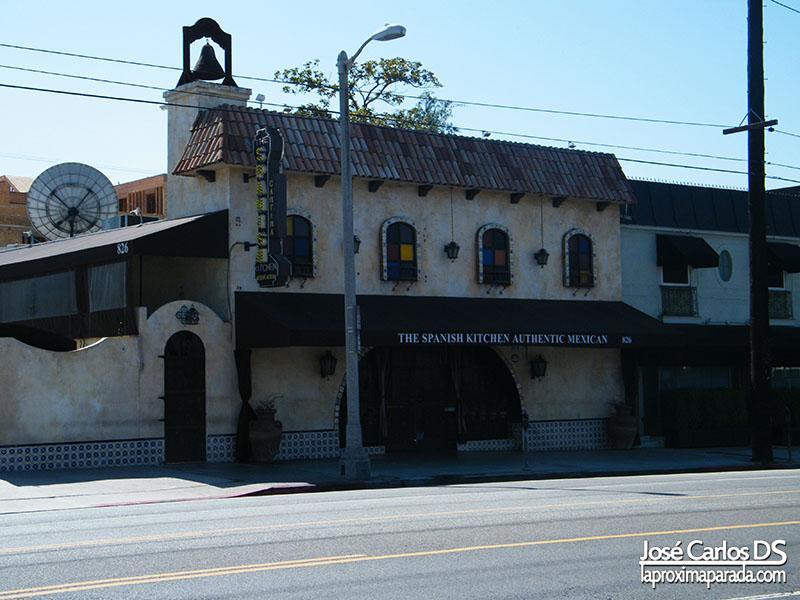 Restaurante de comida Mexicana en Los Angeles