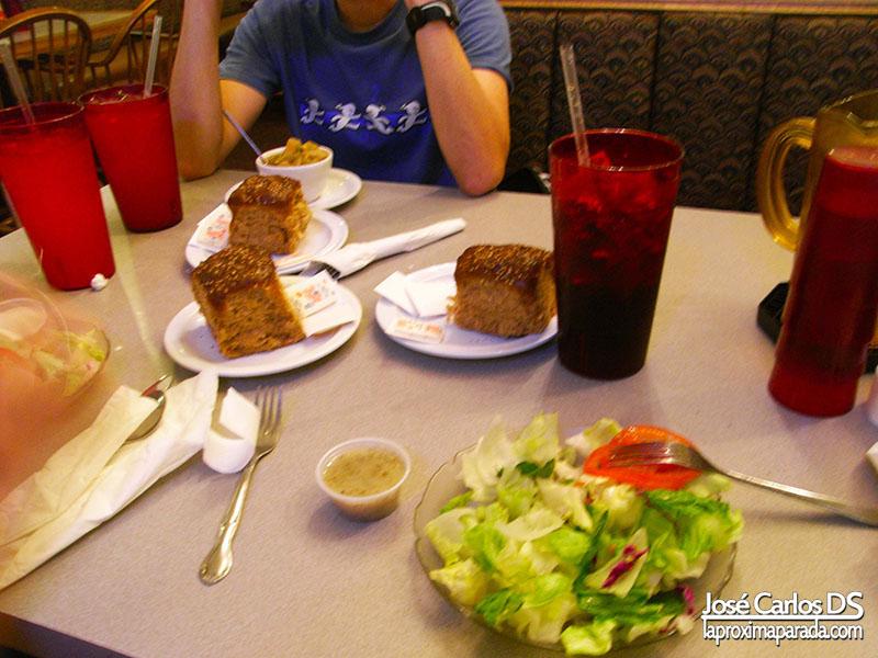 Restaurante en Bishop