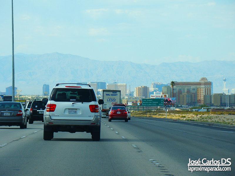 Rumbo a Las Vegas Nevada