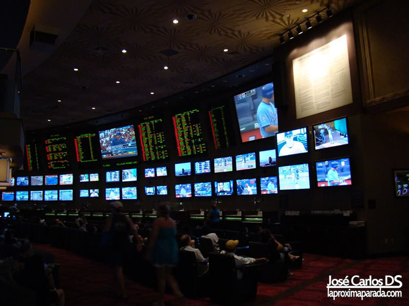 Sala de Apuestas Hotel MGM Las Vegas