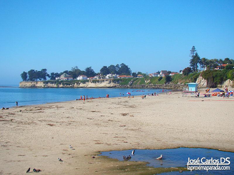 Santa Cruz Costa de California