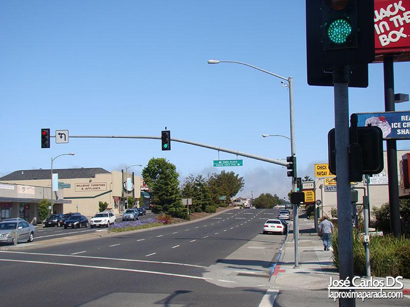 Semáforos en San Francisco