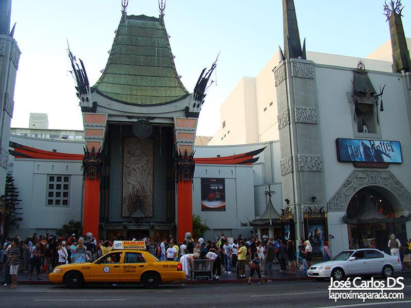 Teatro Kodak Los Angeles