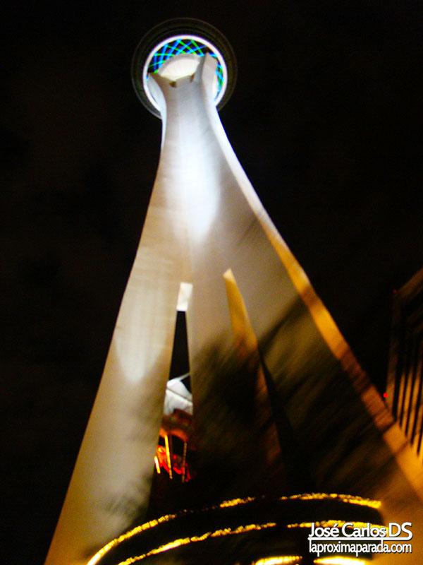 Torre Hotel Stratosphere Las Vegas