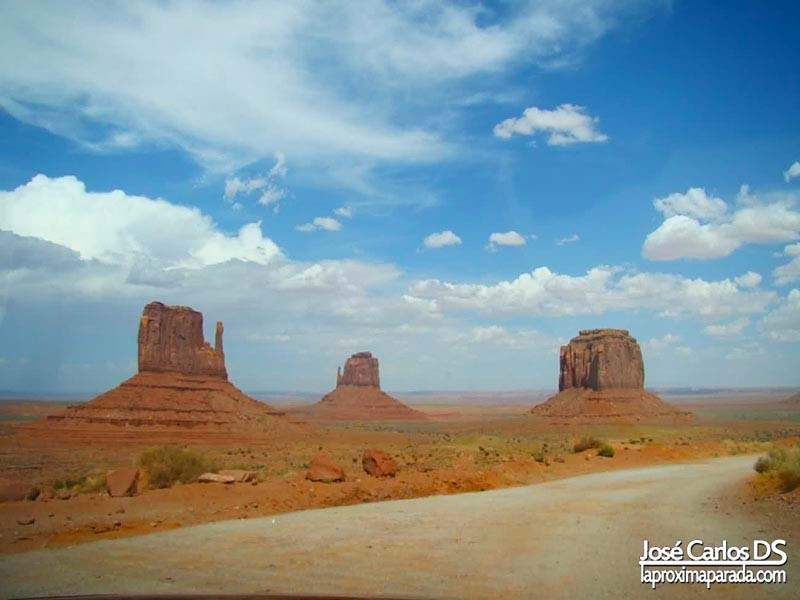 Tour en coche por Monument Valley Utah
