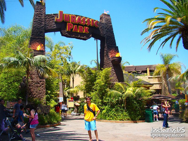 Jurassic Park Universal Studios Los Angeles