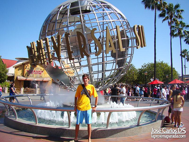 Entrada Universal Studios Los Angeles