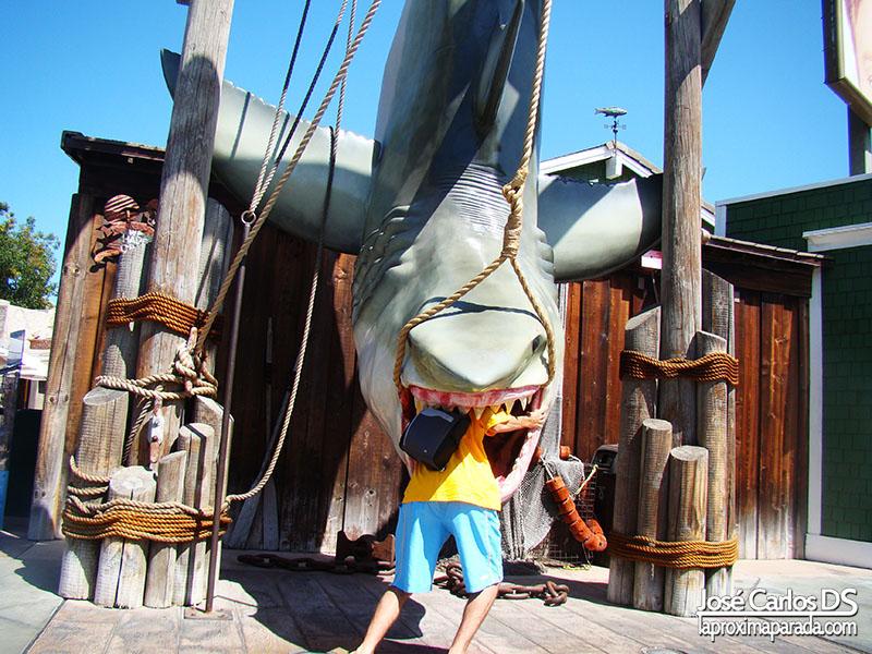 Tiburón Universal Studios Los Angeles