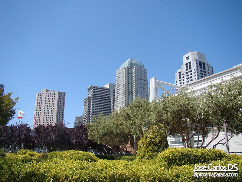 Yerba Buena Garden San Francisco