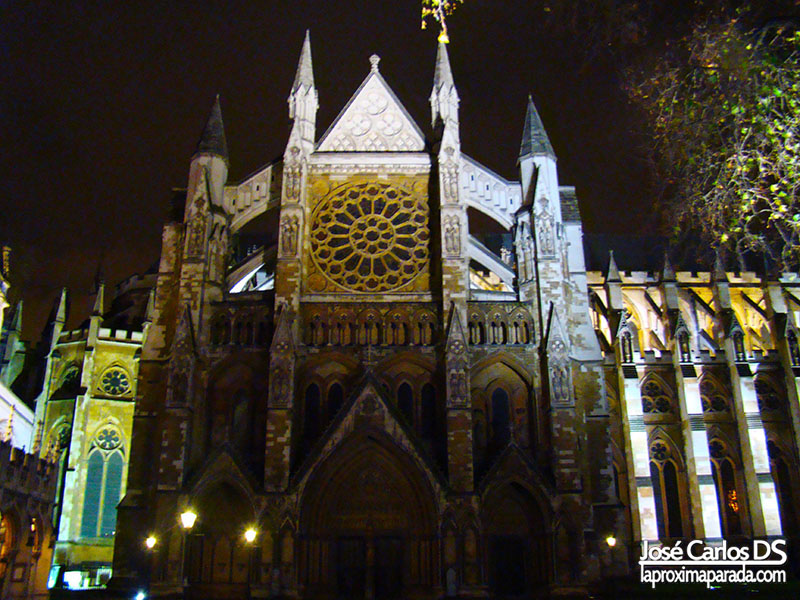 Abadía Westmister Londres
