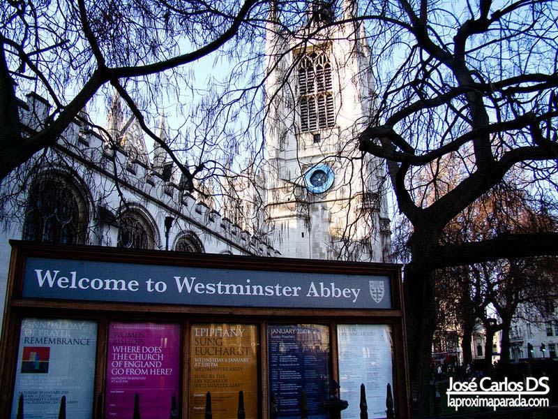 Abadia de Westminster Londres