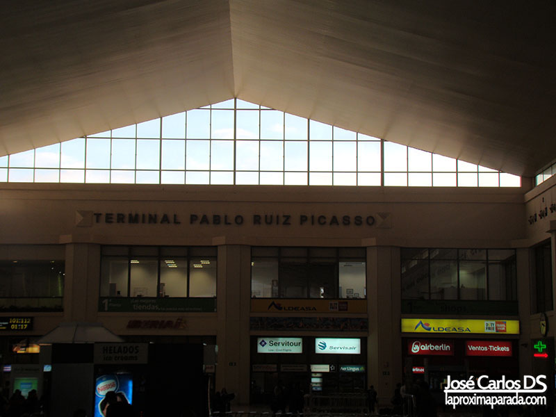 Aeropuerto AGP de Málaga