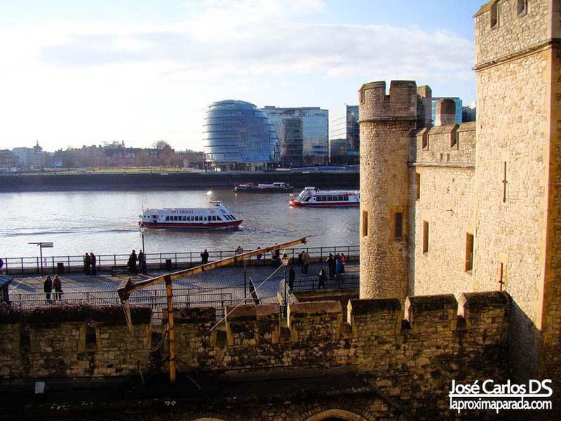 Ayuntamiento de Londres Torre de Londres