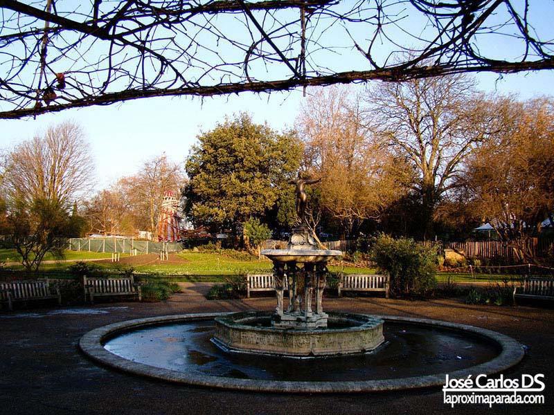 Cupido Hyde Park Londres
