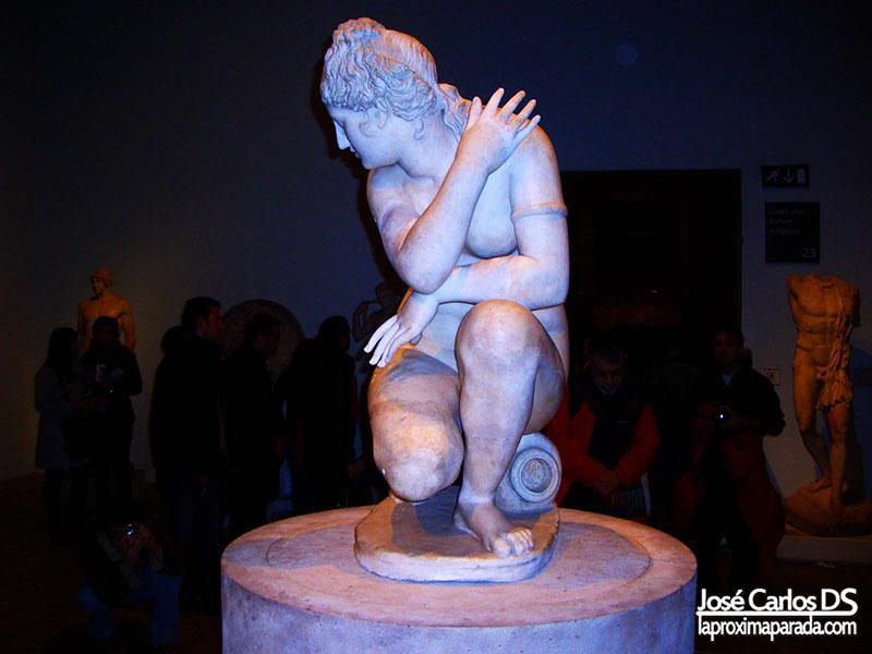 Escultura Museo Británico