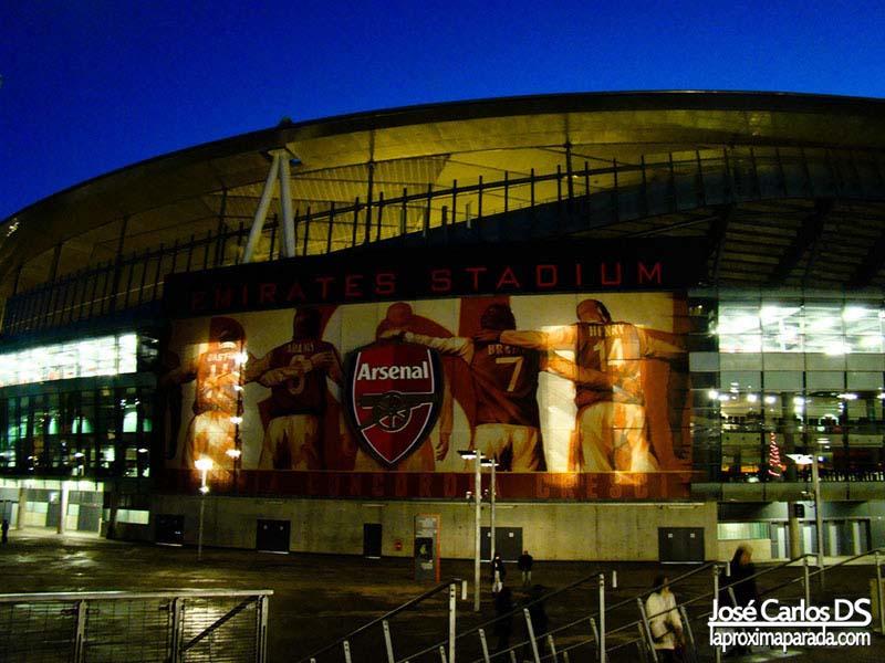 Estadio Arsenal Emirates Stadium Londres