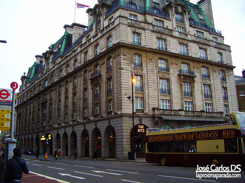 Hotel The Ritz Londres