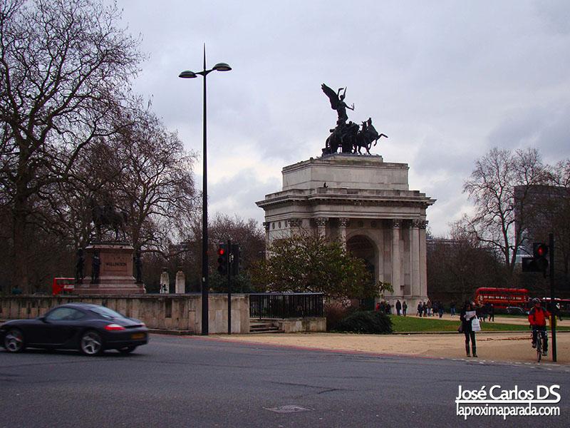 Hyde Park Corner Londres