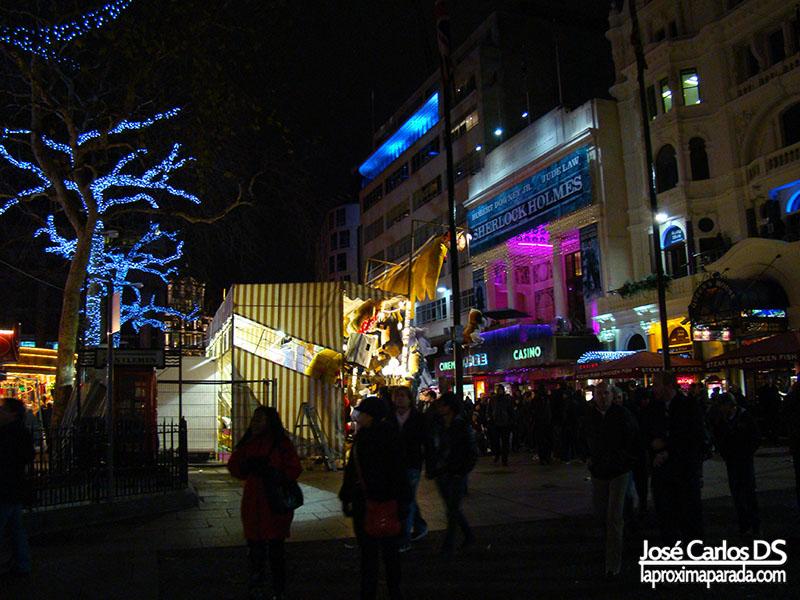 Irving Street Londres