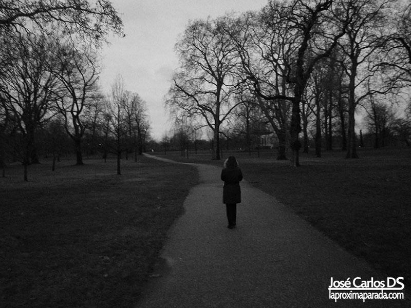Kensington Gardens Londres
