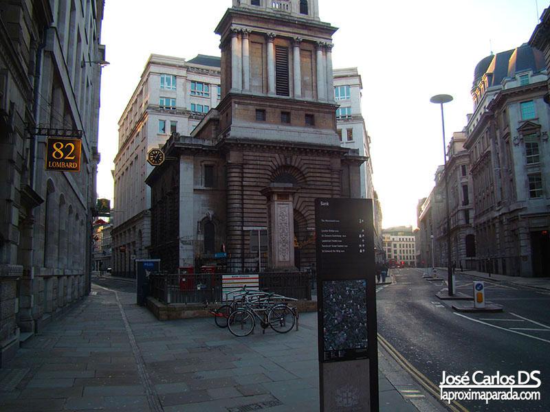 Lombard Street Londres