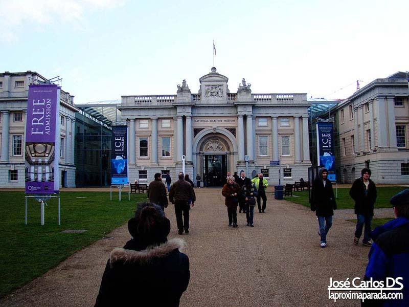 Museo Nacional Marítimo de Londres Greenwich