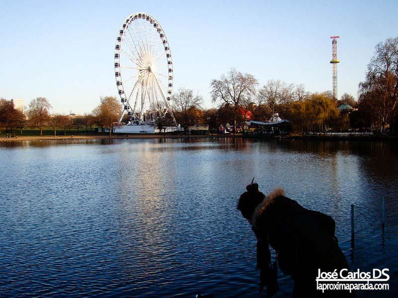 Noria & Lago Hyde Park Londres