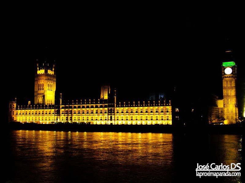 Parlamento de Inglaterra Londres