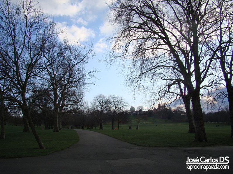 Parque Real Greenwich Londres