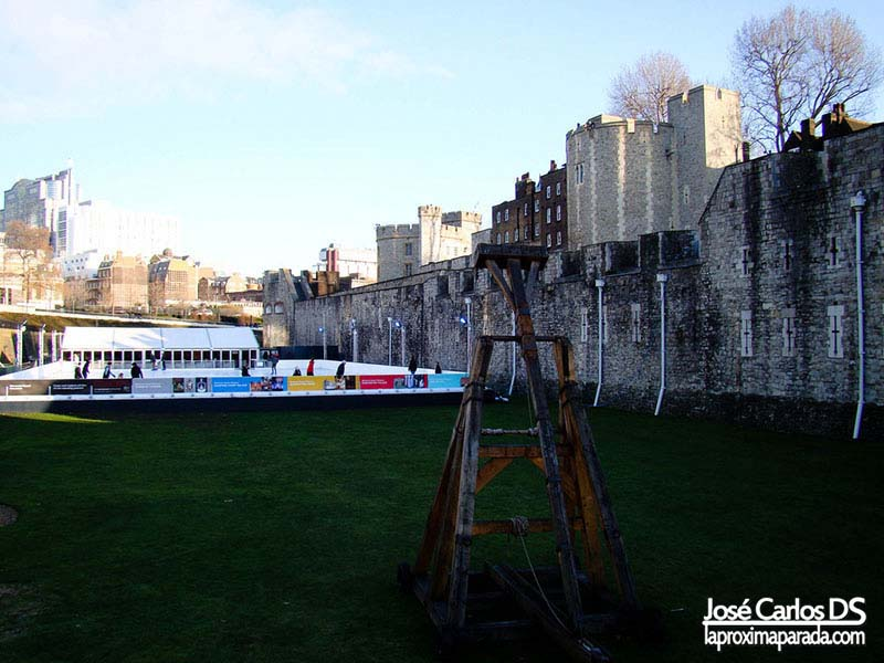 Pista de Hielo Torre de Londres