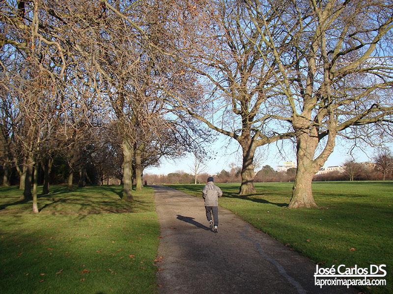 Regent´s Park Londres