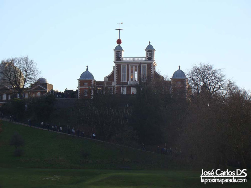 Royal Observatory de Greenwich Londres