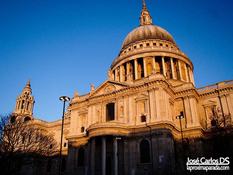 Saint Paul's Cathedral Londres