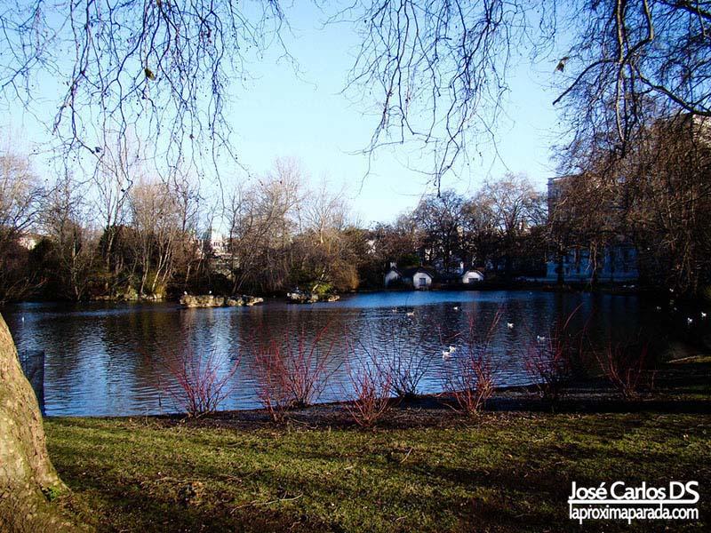 St. James Park Londres