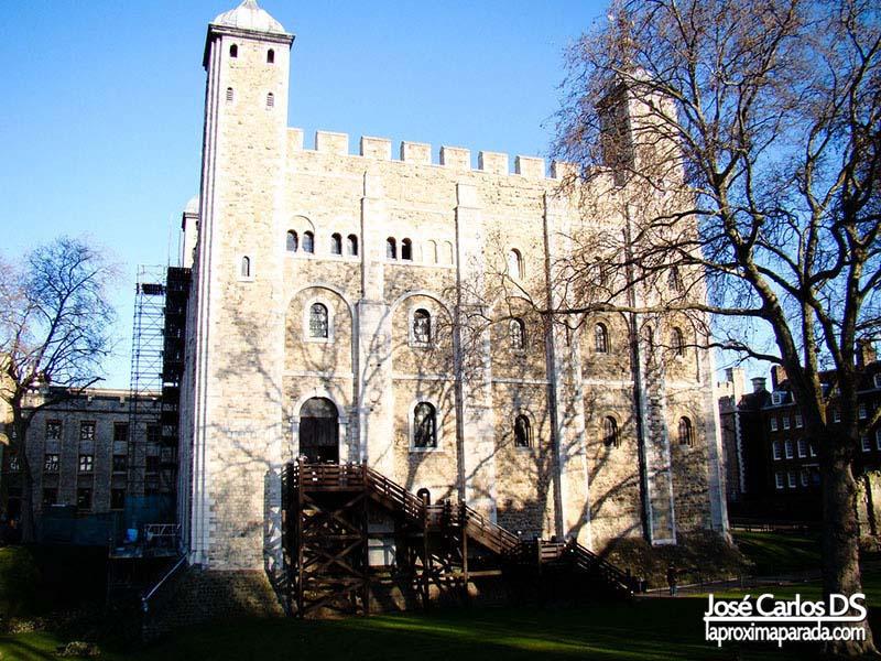 Torre Blanca de la Torre de Londres