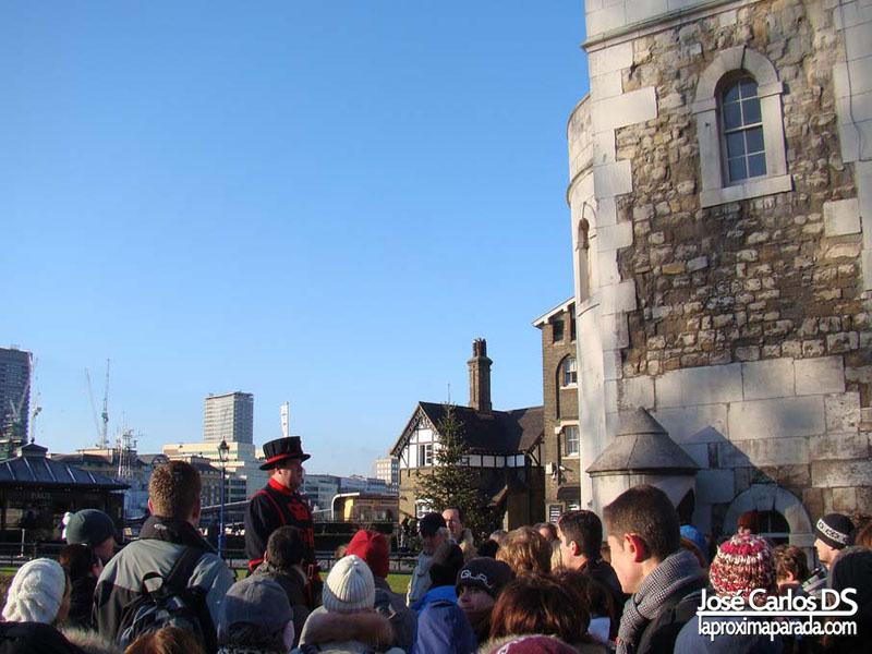 Guía Torre de Londres