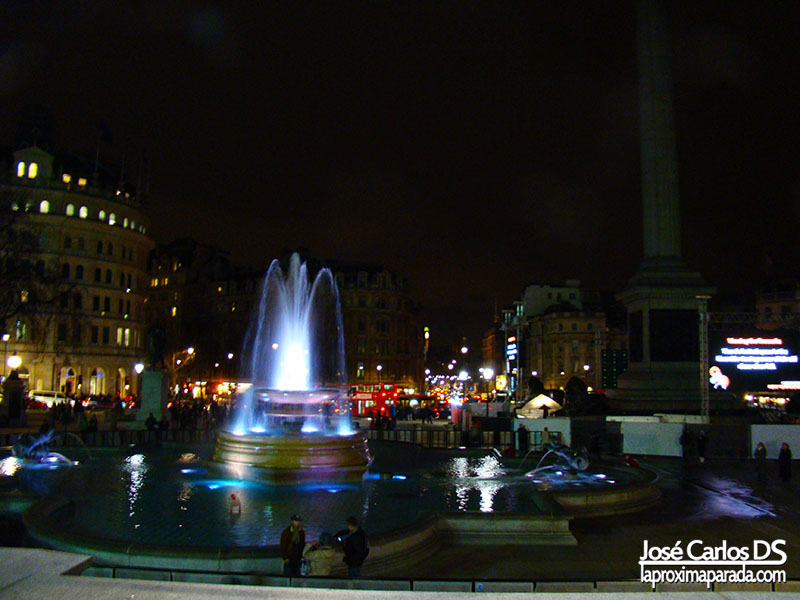 Trafalgar Square Londres London