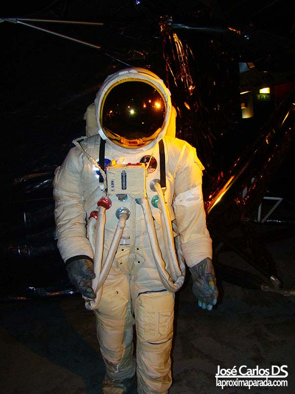 Traje Astronauta Museo de la Ciencia Londres