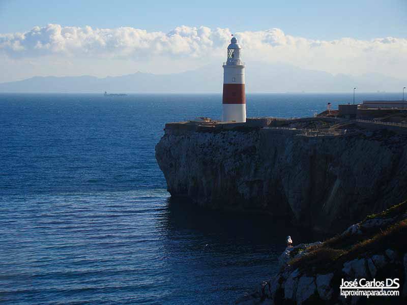 Faro Punta de Europa Gibraltar