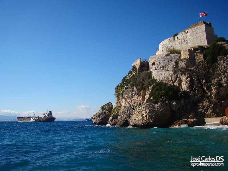Fuerte Bahía de Gibraltar