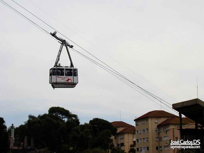 Teleferico Cable Car Gibraltar