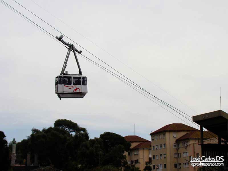 Teleferico Cable Car Gibraltar
