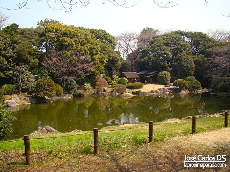 Jardines Museo de Historia de Tokyo