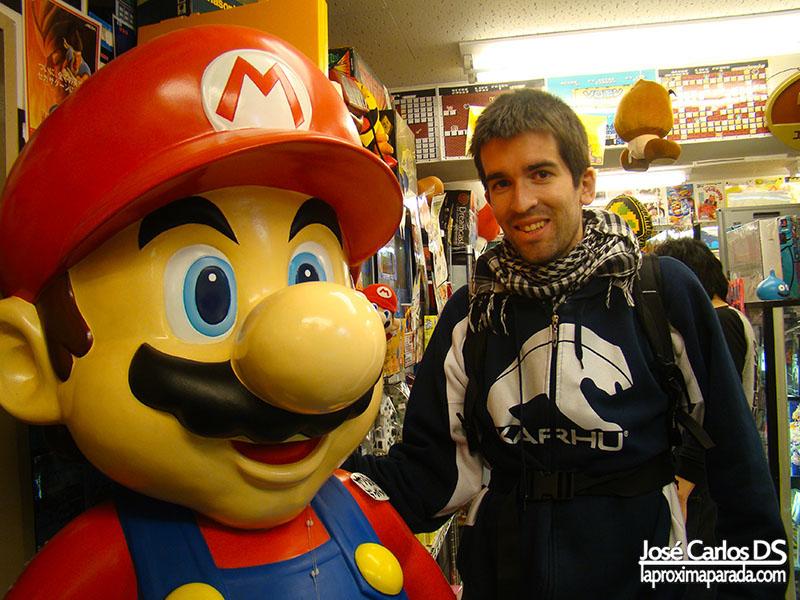 Super Mario en Super Potato, Tokyo