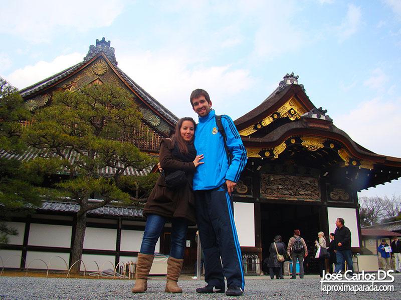 Castillo de Nijo, Kyoto