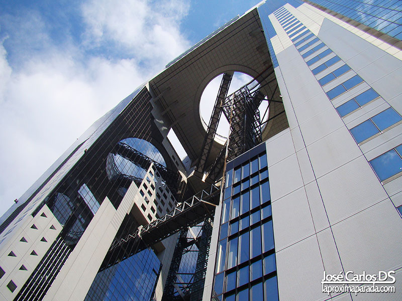 Edificio Umeda en Osaka