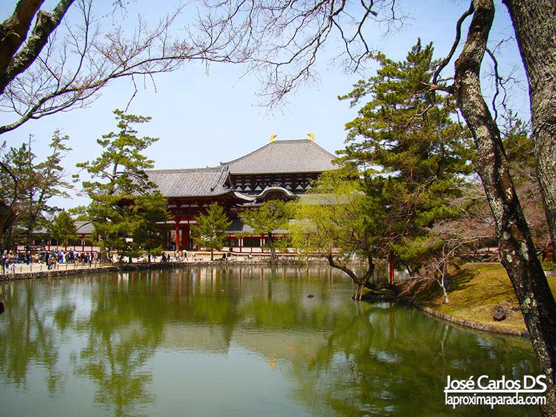 Todaiji de Nara