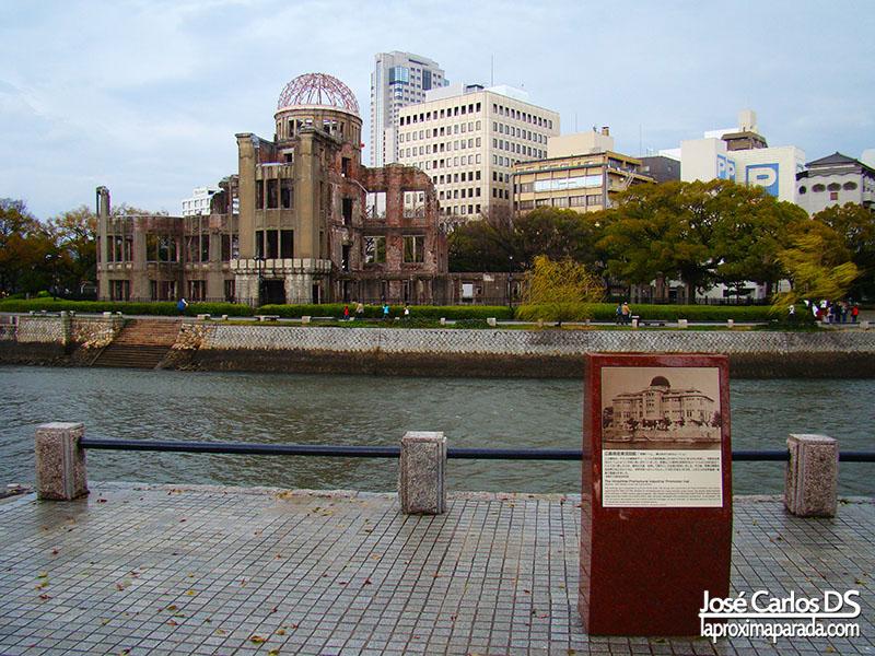 Cúpula Genbaku Hiroshima