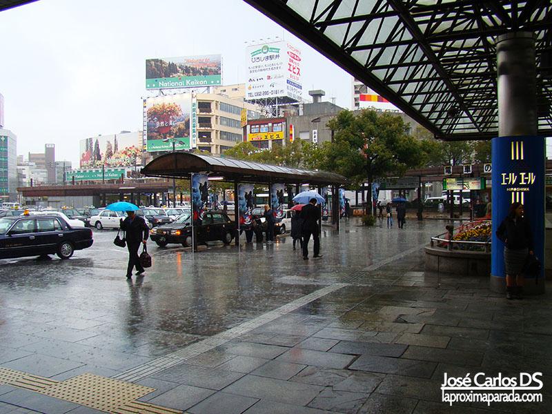 Estación JR Hiroshima